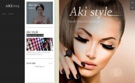 Aki style
